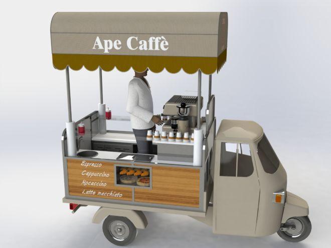 ApeClassic caffè inside 2