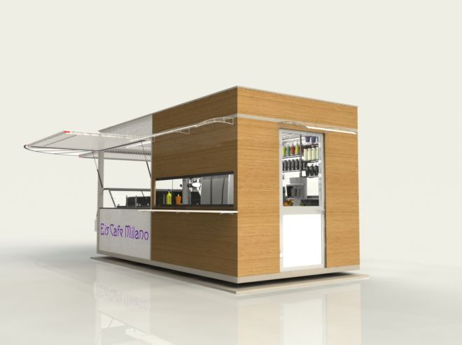 EasyKiosk Container 3